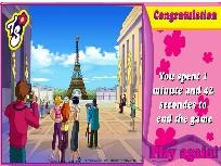 Spioanele la Paris