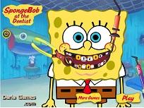 Spongebob si Vizita la Dentist