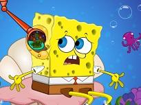 Spongebob la Doctorul pentru Urechi