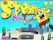 Spongebob Elimina  Pesti