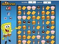 Spongebob Grupeaza Mancarea