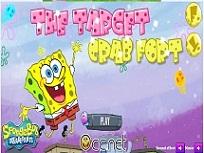 Spongebob Tinteste Hamburgeri