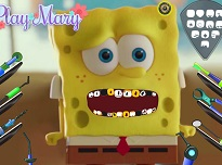 Spongebob Probleme cu Dintii