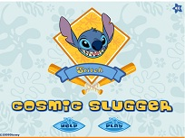 Stitch Baseball Cosmic