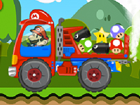 Super Mario cu Camionul