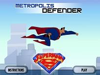 Superman Salveaza Metropolisul