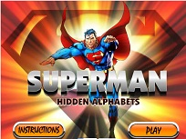 Superman Cauta Literele