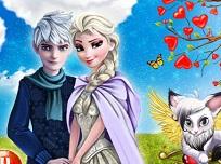 Elsa si Jack Saruturi