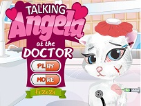 Talking  Angela la Doctor