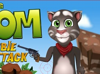 Talking Tom Atacul Zombilor