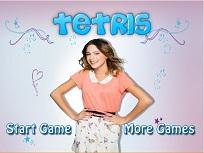 Tetris cu Violeta