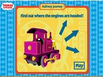 Thomas si Drumurile Incurcate