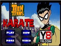 Tinerii Titani Karatisti