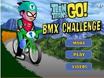 Tinerii Titani Provocarea BMX