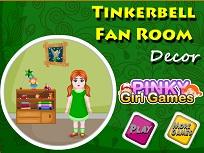 Tinkerbell Camera de Fan