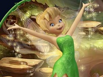 Tinkerbell Curatenie in Atelier