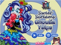 Tinuta lui Ghoulia Yelps