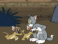 Tom Contra Zombie Jerry