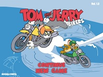 Tom si  Jerry pe Motor