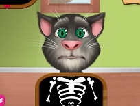 Talking Tom Bone Repair