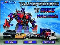 Transformers Cursa Masinilor