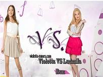 Violeta si Ludmila