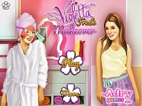 Violetta Machiajul Fresh