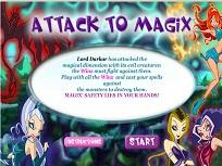 Winx Lupta Magica