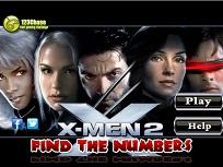 X-Men 2 Cauta Numere