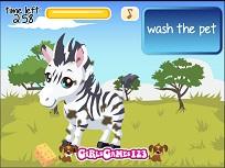 Zebra Zou de Ingrjit