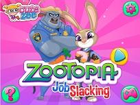Zootopia Distractie la Munca