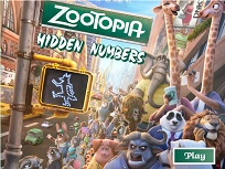 Zootopia Numere Ascunse Online